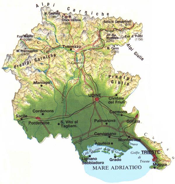Il friuli venezia giulia - Contributo regionale fvg prima casa 2017 ...